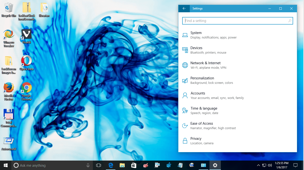 Diffusion Theme For Windows 10 Image 2