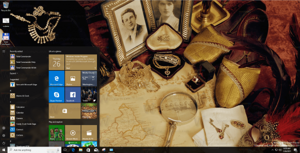 Echoes Of The Past Theme In Windows 10