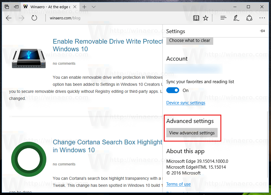 Disable Edge Download Prompt in Windows 10