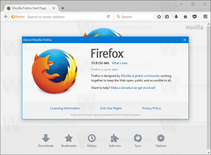 Firefox 51 is out, here's what's new