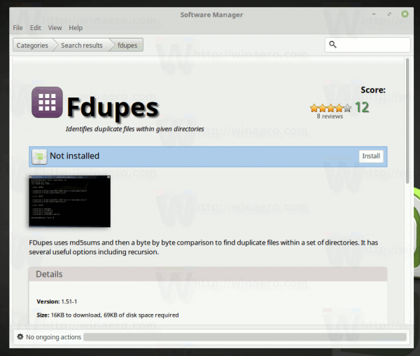 Install Fdupes In Linux Mint