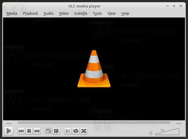 VLC Running
