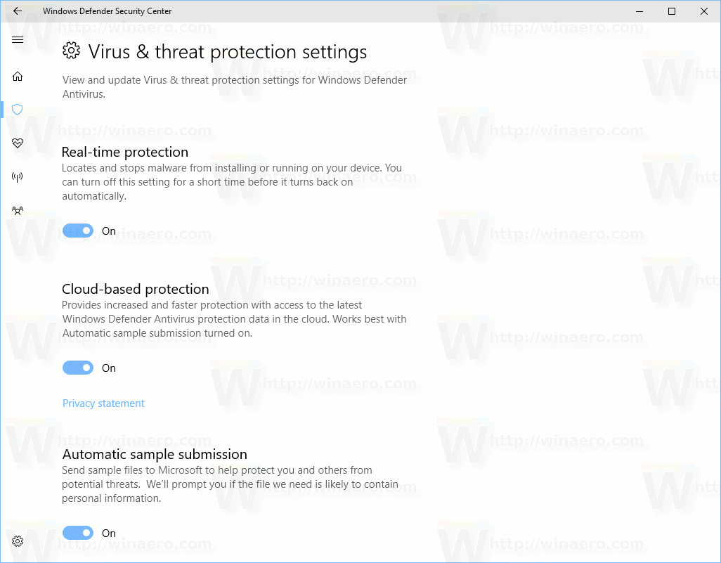 Virus Threat Protection 3