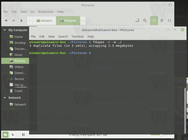 Fdupes Summarize File Duplicates Information
