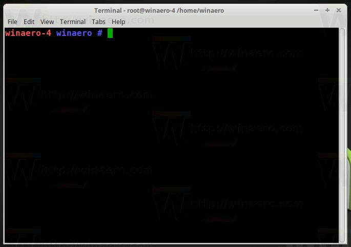 Gksudo Xfce4 Root Terminal Running