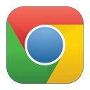 Google Chrome Moka Icon