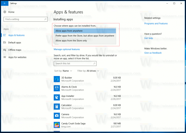 how to choose what apps start on windows 10