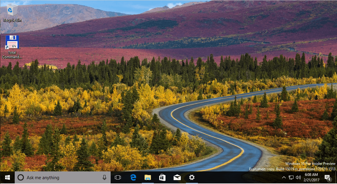 Classical American Road Trip Theme For Windows 10 8 And 7