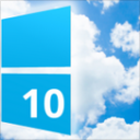 Windows 10 Cloud Icon