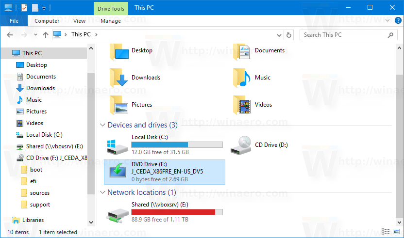 How to Mount ISO and IMG Files in Windows 10