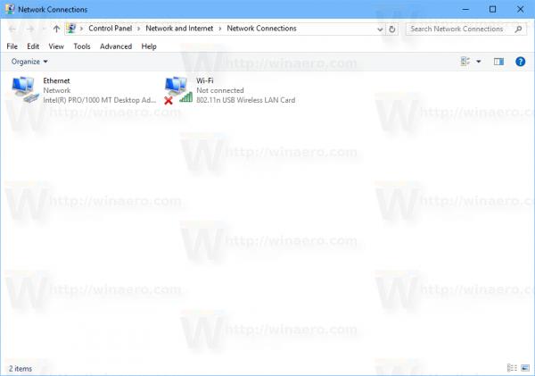 how to change mac address windows 10