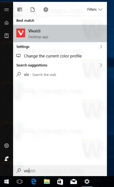 Windows 10 Search In Action