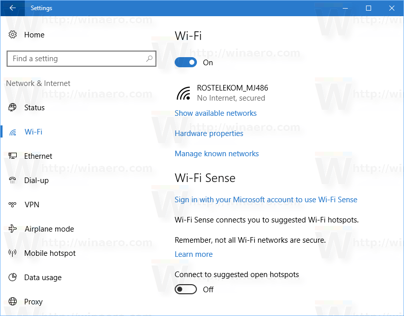 computer mac address windows 10