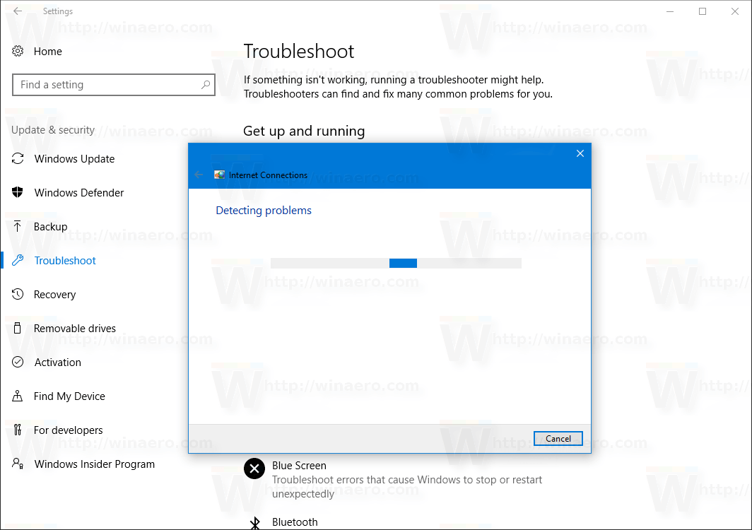 How to Run a Troubleshooter in Windows 10 to Resolve Problems
