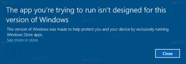 Windows Cloud Message