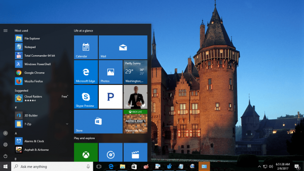 Castles Of Europe Windows 10 Image 1