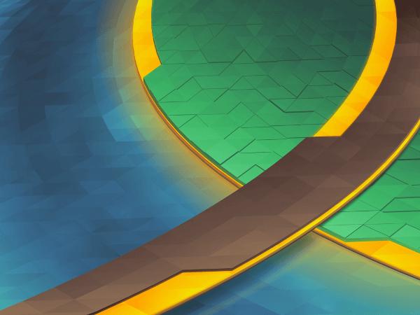 Download KDE Plasma 5.9 Default Wallpaper