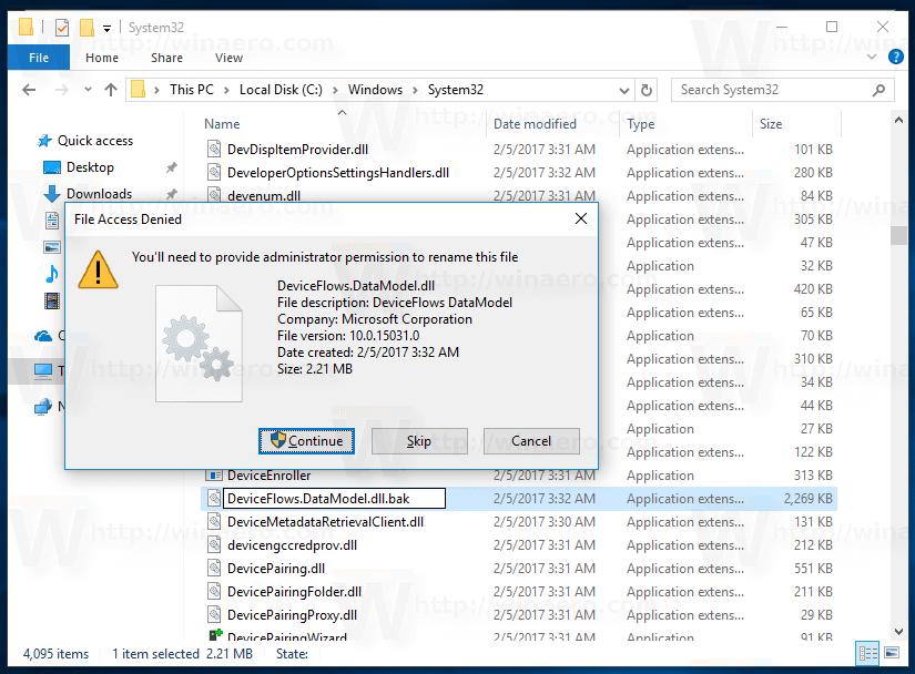 Файл dll для виндовс 10