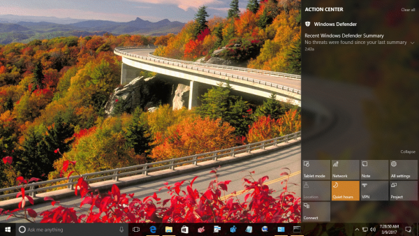 Fall Leaves Theme Windows 10 2