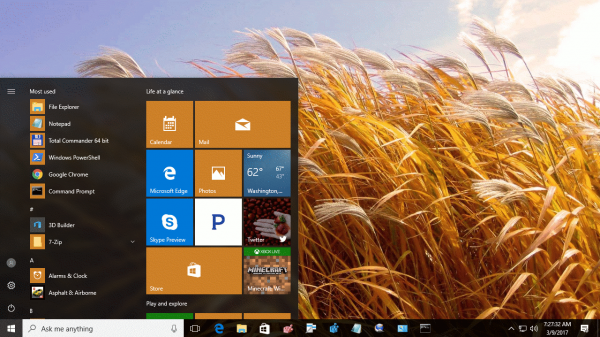 Fall Leaves Theme Windows 10