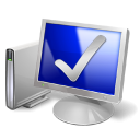 System Protection System Restore Icon