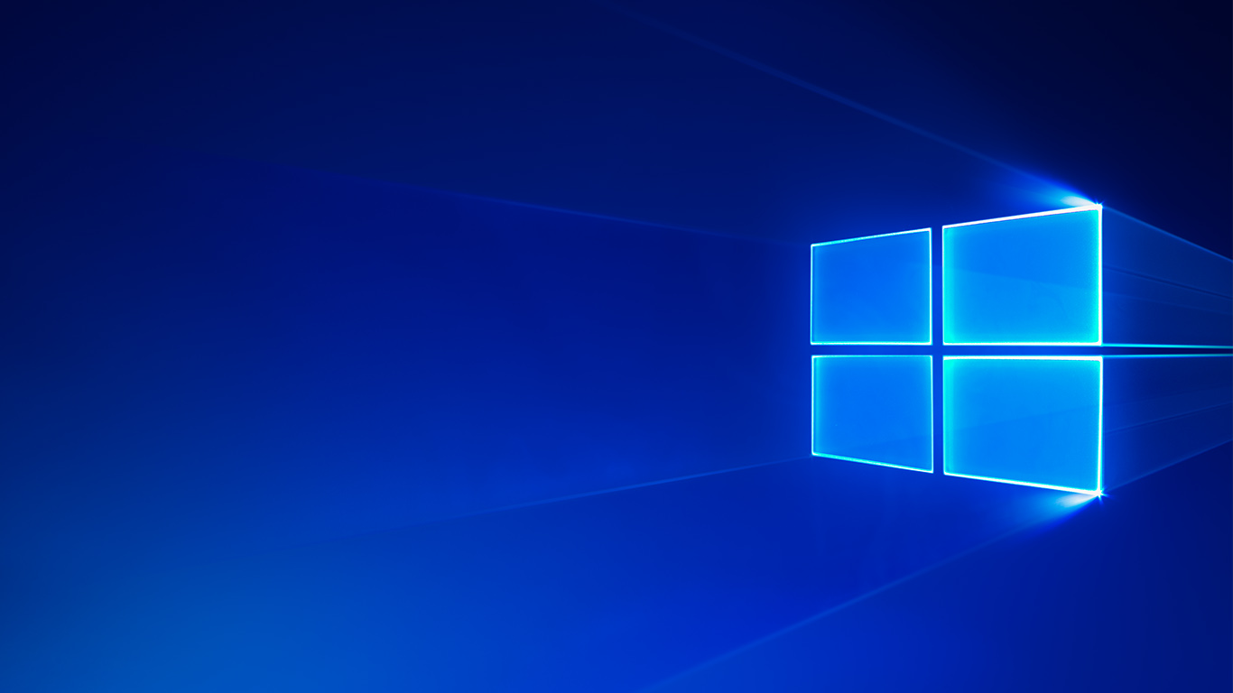 Windows 10 Cloud Default Wallpaper