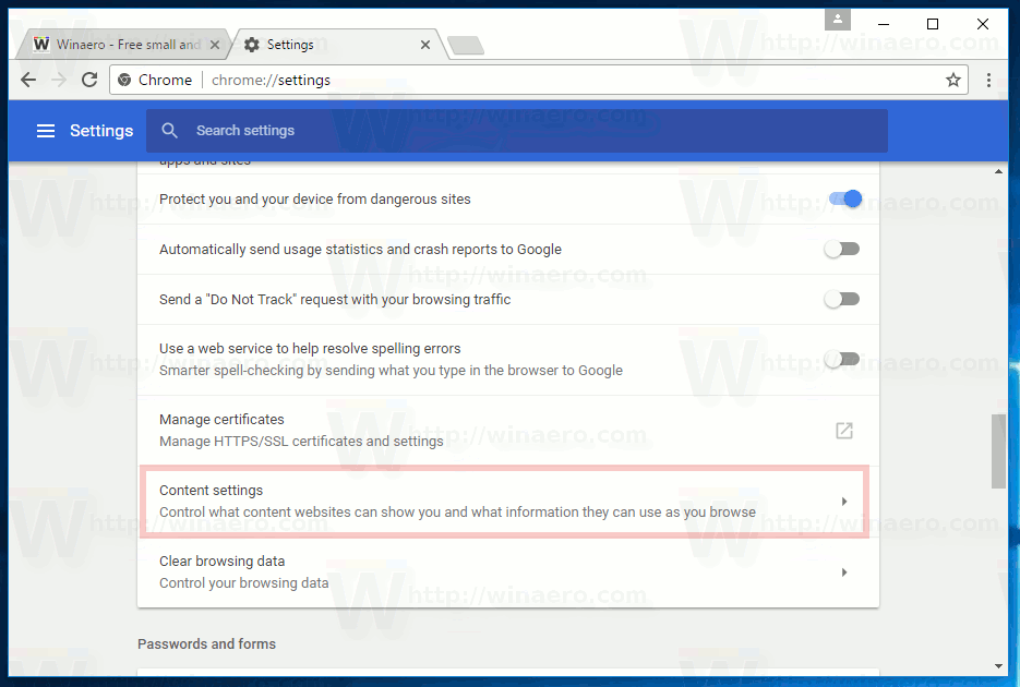 How to disable Chrome s built-in PDF viewer