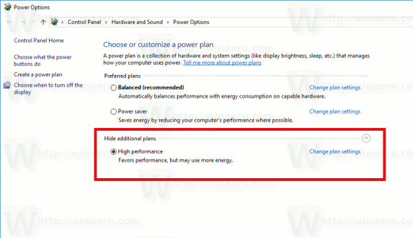 Disable Power Throttling in Windows 10