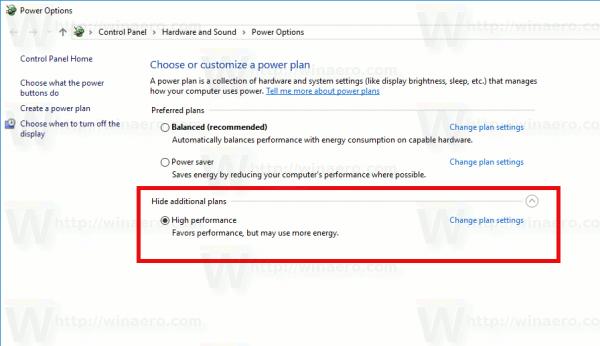 Disable Power Throttling In Windows 10