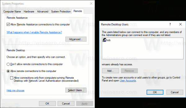 Fix Remote Desktop Won T Connect In Windows 10 – Migliori Pagine da
