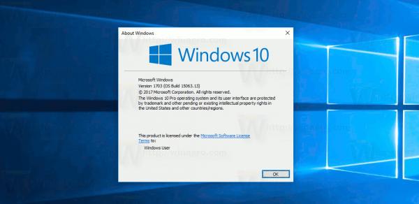 Windows 10 Creators Update RTM Banner