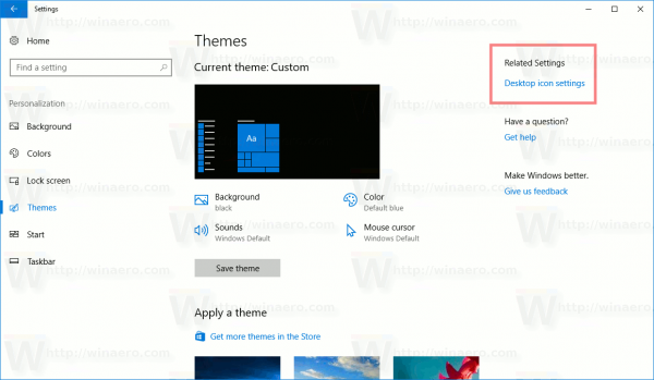 Windows 10 Desktop Icons Link On The Right