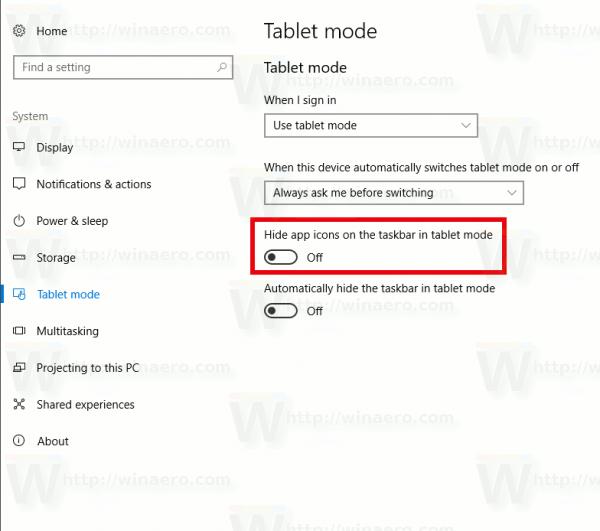 Windows 10 Enable App Icons On Taskbar