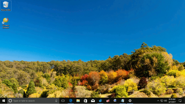 Australian Landscapes Theme Win10 2