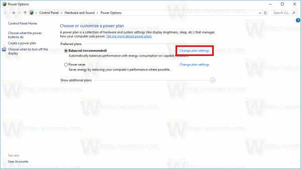 How to Disable Wake Timers in Windows 10