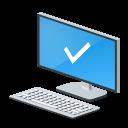 Default Display Check Mark Icon