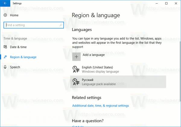 Add Your Language
