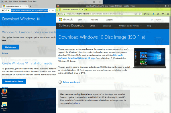 download win 10 iso full