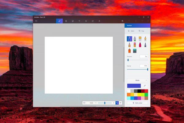 Paint 3d NEON