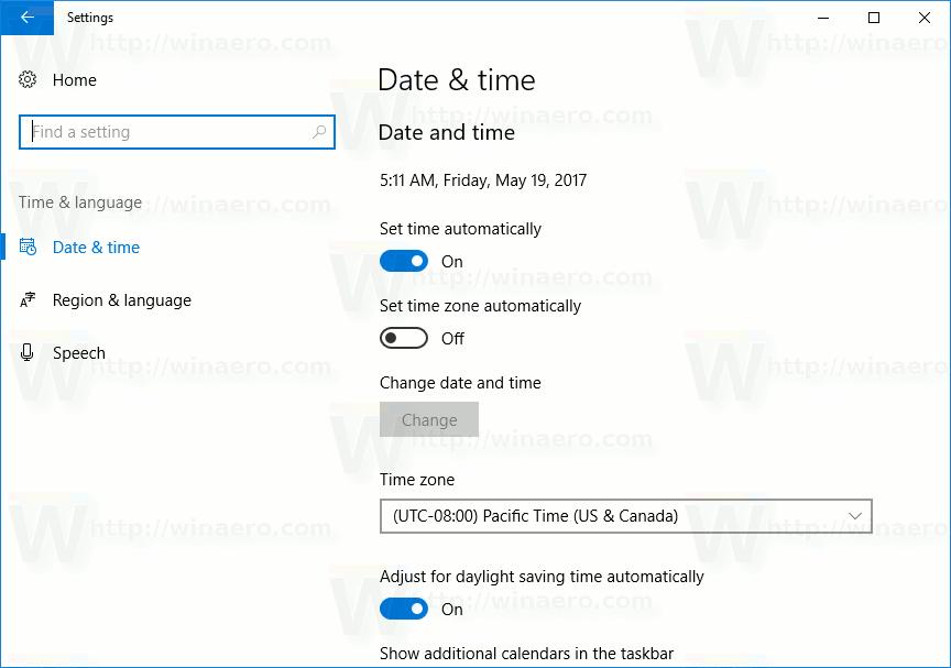 how to change display language in windows 10