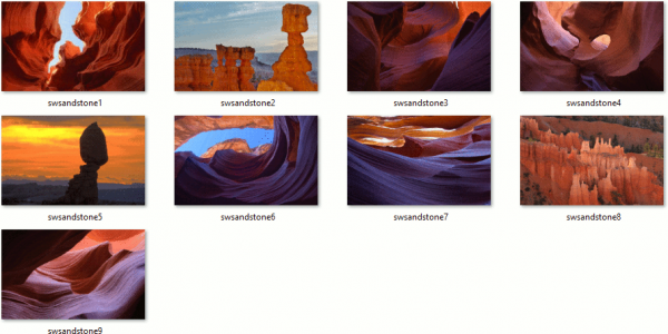 Southwest Sandstone Themepack Wallpapers
