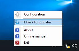 Windows 10 AeroRainbow Menu