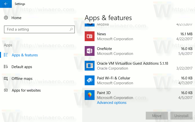 How To Remove and Uninstall Paint 3D in Windows 10