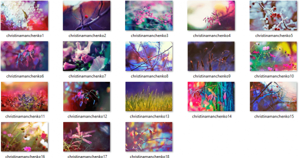Dreamgarden Themepack Images