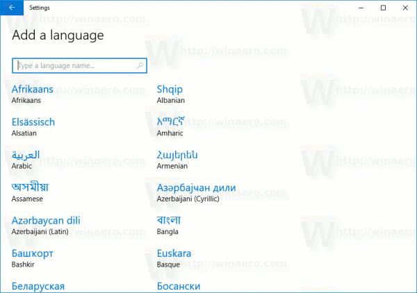 windows 10 how to add second language