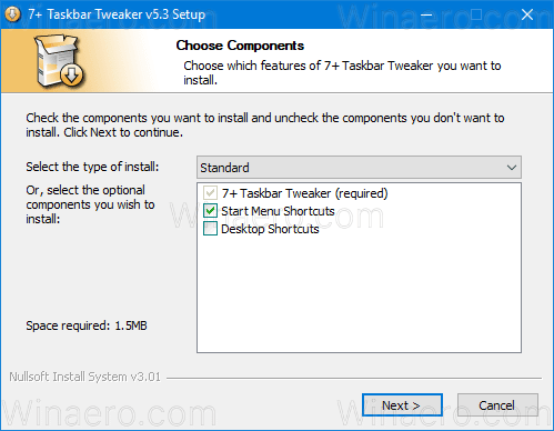 Windows 10 7tt Setup