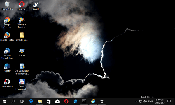 Windows 10 Light And Dark Theme 5 0