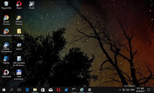 Windows 10 Light And Dark Theme 5 3