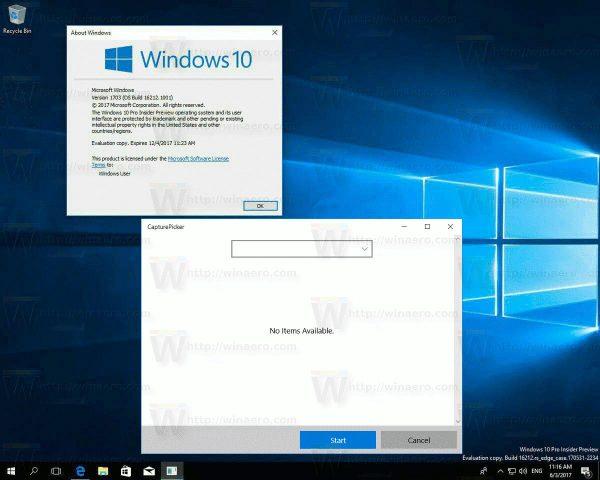 Windows 10 Color Picker