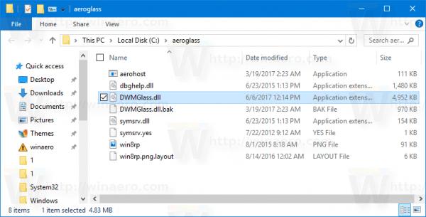 New Dll File